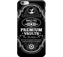 Vault Tec Premium Vaults iPhone Case/Skin
