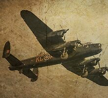 Avro Lancaster  by Rob Hawkins