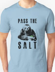 Stoner Sloth - Pass the salt Unisex T-Shirt