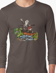 Hobbit O Long Sleeve T-Shirt