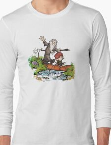 Hobbit O Long Sleeve T-Shirt
