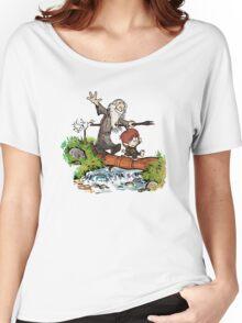 Hobbit O Women's Relaxed Fit T-Shirt
