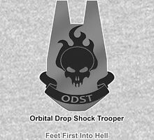ODST - Feet First Into Hell Unisex T-Shirt
