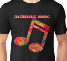 Psychedelic Rock 1 Unisex T-Shirt
