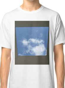 Skyspace by James Turrell (Yorkshire Sculpture Park) Classic T-Shirt