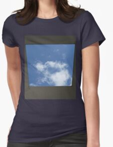 Skyspace by James Turrell (Yorkshire Sculpture Park) Womens Fitted T-Shirt