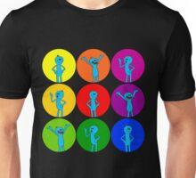 Meeseeks Bubbles Unisex T-Shirt