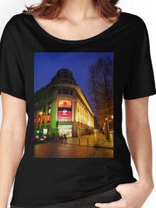Paris at Dawn Women's Relaxed Fit T-Shirt