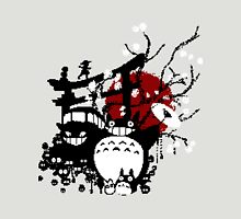 Totoro and Ghibli's friends Unisex T-Shirt