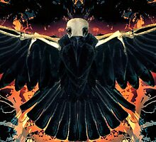 Soul of the Raven by Walter Rastelli