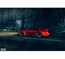 RWB Midnight Run Photographic Print
