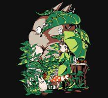 Totoro Green Unisex T-Shirt