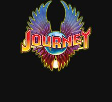 Journey & The Doobie Brothers Tour 2016 FEL03 Women's Fitted V-Neck T-Shirt
