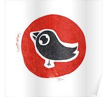 bird print Poster