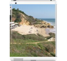 Cozy Beach iPad Case/Skin