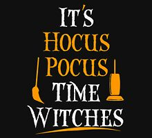 It's hocus pocus time witches shirt & hoodie Unisex T-Shirt