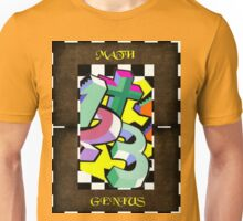 Maths Genius Unisex T-Shirt