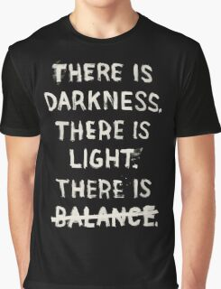 NO BALANCE Graphic T-Shirt