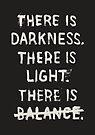 NO BALANCE by Steve Leadbeater