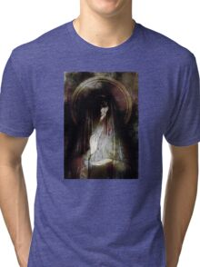 dark and light Tri-blend T-Shirt