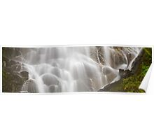 Panorama of Eureka Falls Poster