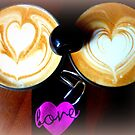 Coffee with LOVE  by ©The Creative  Minds