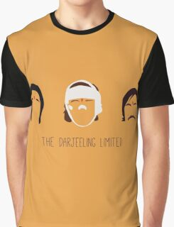 The Darjeeling Limited Graphic T-Shirt