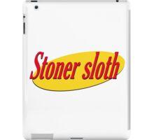 Stoner Sloth - Slothfeld iPad Case/Skin