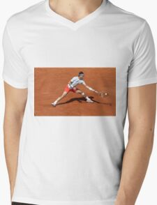Rafael Nadal Mens V-Neck T-Shirt