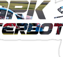 Mark Winterbotton - V8 Supercars Art #5 Sticker