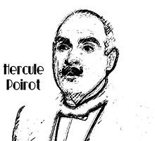 World Famous Belgian Detective by mokacat