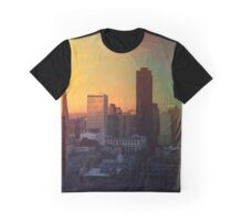 Sun's Coming Up Graphic T-Shirt
