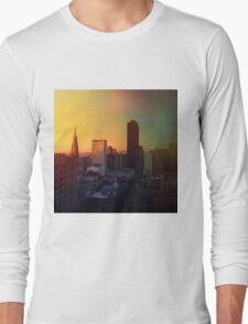 Sun's Coming Up Long Sleeve T-Shirt