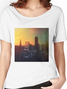 Sun's Coming Up Women's Relaxed Fit T-Shirt