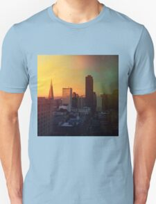 Sun's Coming Up Unisex T-Shirt