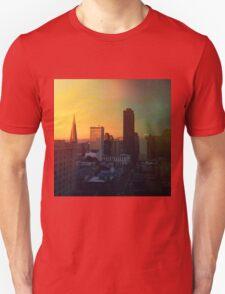Sun's Coming Up Unisex T-Shirt