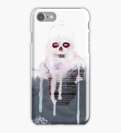 Internal Affairs 07 iPhone Case/Skin
