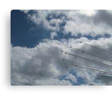 planes Canvas Print