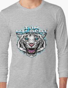 I am WildCat Long Sleeve T-Shirt
