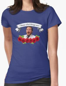 Andy Dwyer Womens T-Shirt