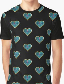 Sailor Scout Elsa  Locket Graphic T-Shirt