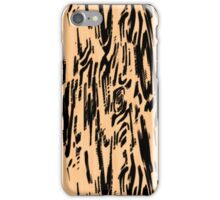 Bark Pattern iPhone Case/Skin