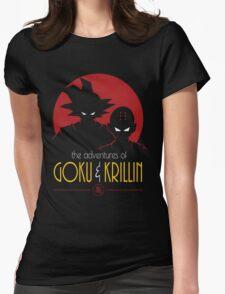 Goku vs Krillin T-Shirt