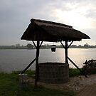 River IJssel Early Morning View by patjila