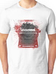 What Richard Castle Said 2.0 Unisex T-Shirt