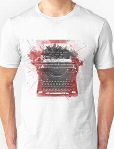 What Richard Castle Said 2.0 T-Shirt