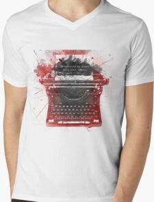 What Richard Castle Said 2.0 Mens V-Neck T-Shirt