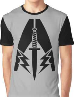 System Alliance Marines Symbol Graphic T-Shirt