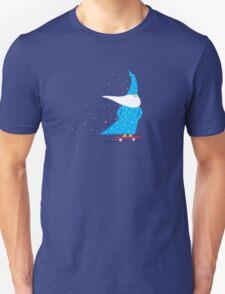 Skateboard Wizard Unisex T-Shirt