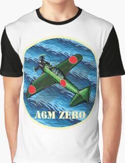 A6M Zero Graphic T-Shirt